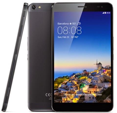 Huawei MediaPad X1 Tablet Android Harga Rp 4 Jutaan