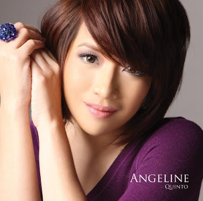 Angeline Quinto Album Cover