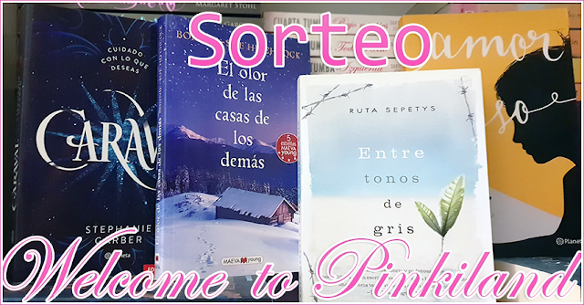 Sorteo en Welcome to Pinkiland