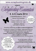 18. Scrapbooking Convention