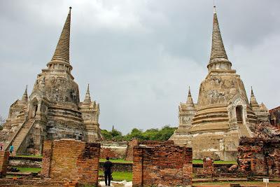 Wat Phra Si Sanphet (Ayutthaya, na Tailândia)