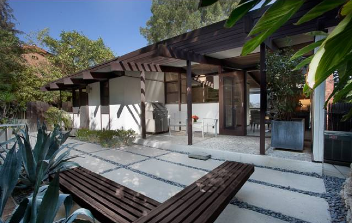 Modern homes los angeles top 2012 mid century modern homes sold