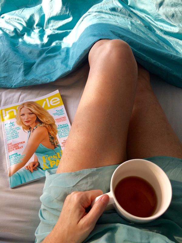 Modezeitschriften vs. Modeblogs