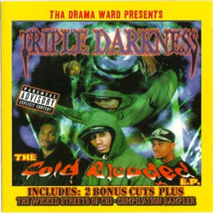 Triple Darkness – The Cold Blooded E.P. (CD) (1999) (320 kbps)
