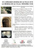 XIX Jornadas Dehesa de la Villa