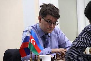 Echecs à Moscou : Teimour Radjabov 1-0 Evgeny Tomashevsky - Memorial Tal ronde 1 - Photo © ChessBase