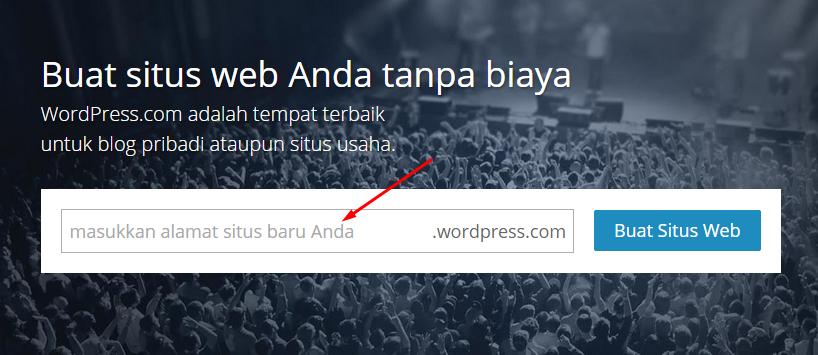 Cara Bikin Wordpress