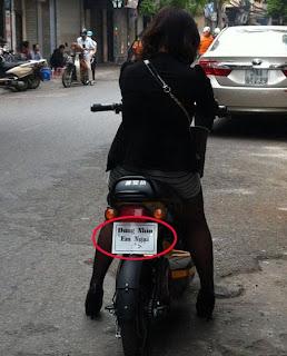 Những hình ảnh chỉ có ở Việt Nam (140)