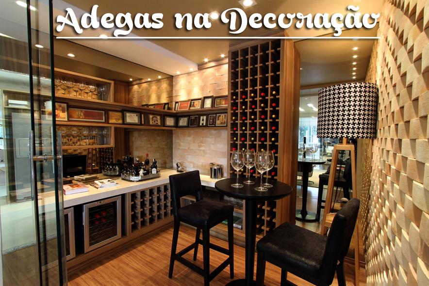 decoracao de pequenos ambientes residenciais : decoracao de pequenos ambientes residenciais:Com o crescenteconsumo de vinhos e a tendência de ambientes