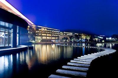 Le Meridien She Shan Shanghai Hotel