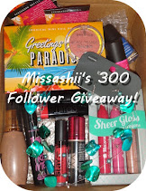 MissAshii's 300 Follower Giveaway!