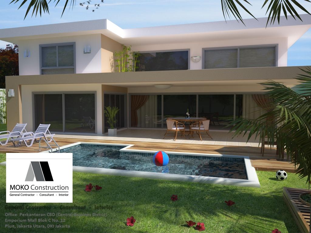 Berikut adalah beberapa jenis rumah minimalis modern
