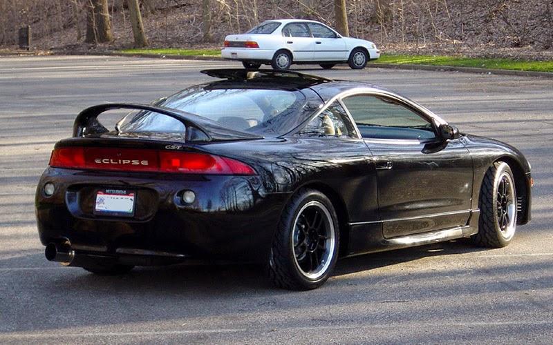 Automotive Database Mitsubishi Eclipse