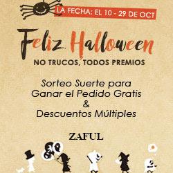 Halloween en Zaful