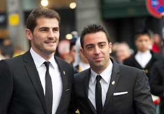 xavi and cassilas