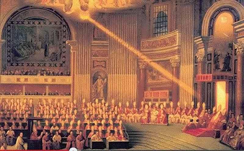 Satanás conspirou contra o Concílio Vaticano I mas o Espírito Santo venceu