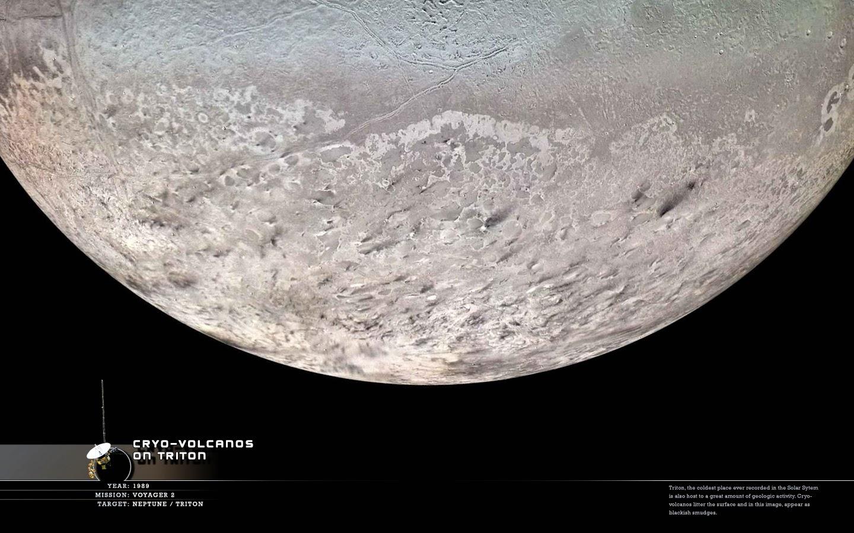 Gizemli Bir Dünya: Triton