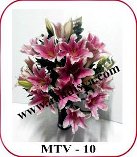 pesan bunga valentine