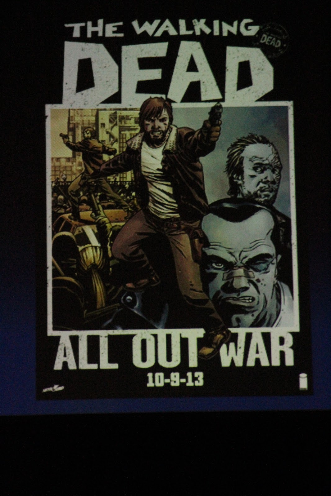 "The Walking Dead ""All out War"" 1"