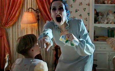 Insidious 2 Movie Clips and Poster