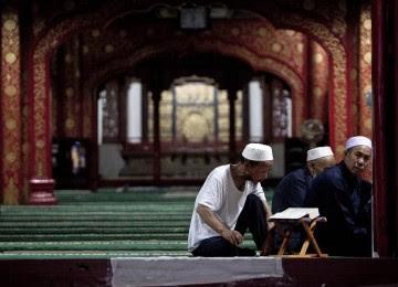 Ada 40 ribu masjid di negara komunis China sekarang
