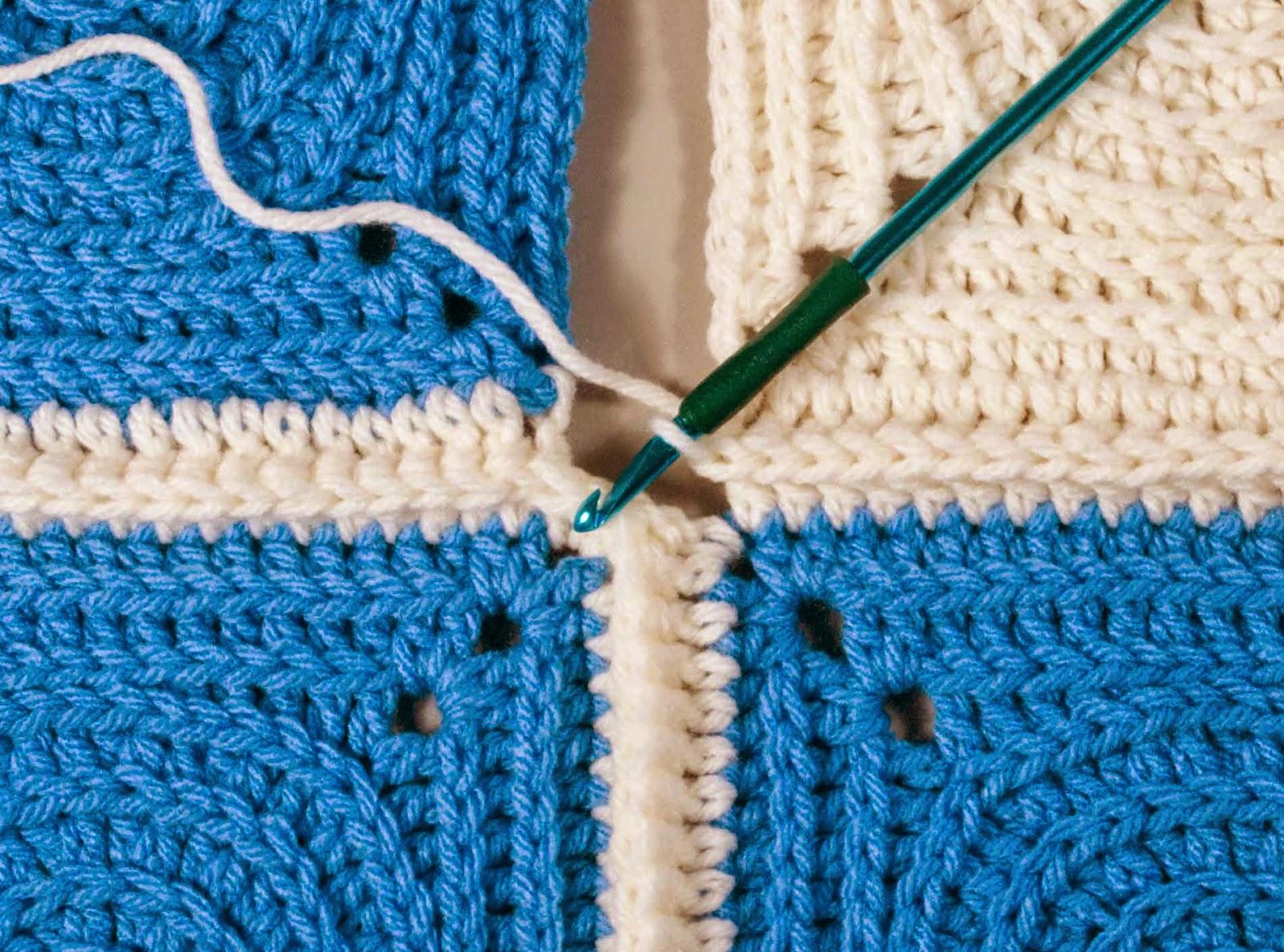 CrochetByKarin: The Double Crochet Connection