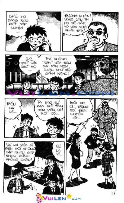 Jindodinho - Đường Dẫn Đến Khung Thành III  Tập 20 page 33 Congtruyen24h
