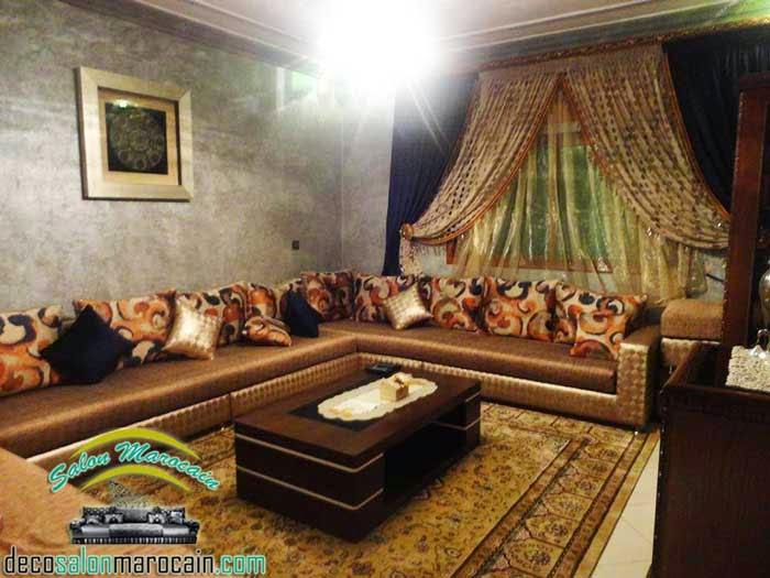 Salon marocain haute gamme royal