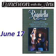 Luncheon with the Arts for Seniors