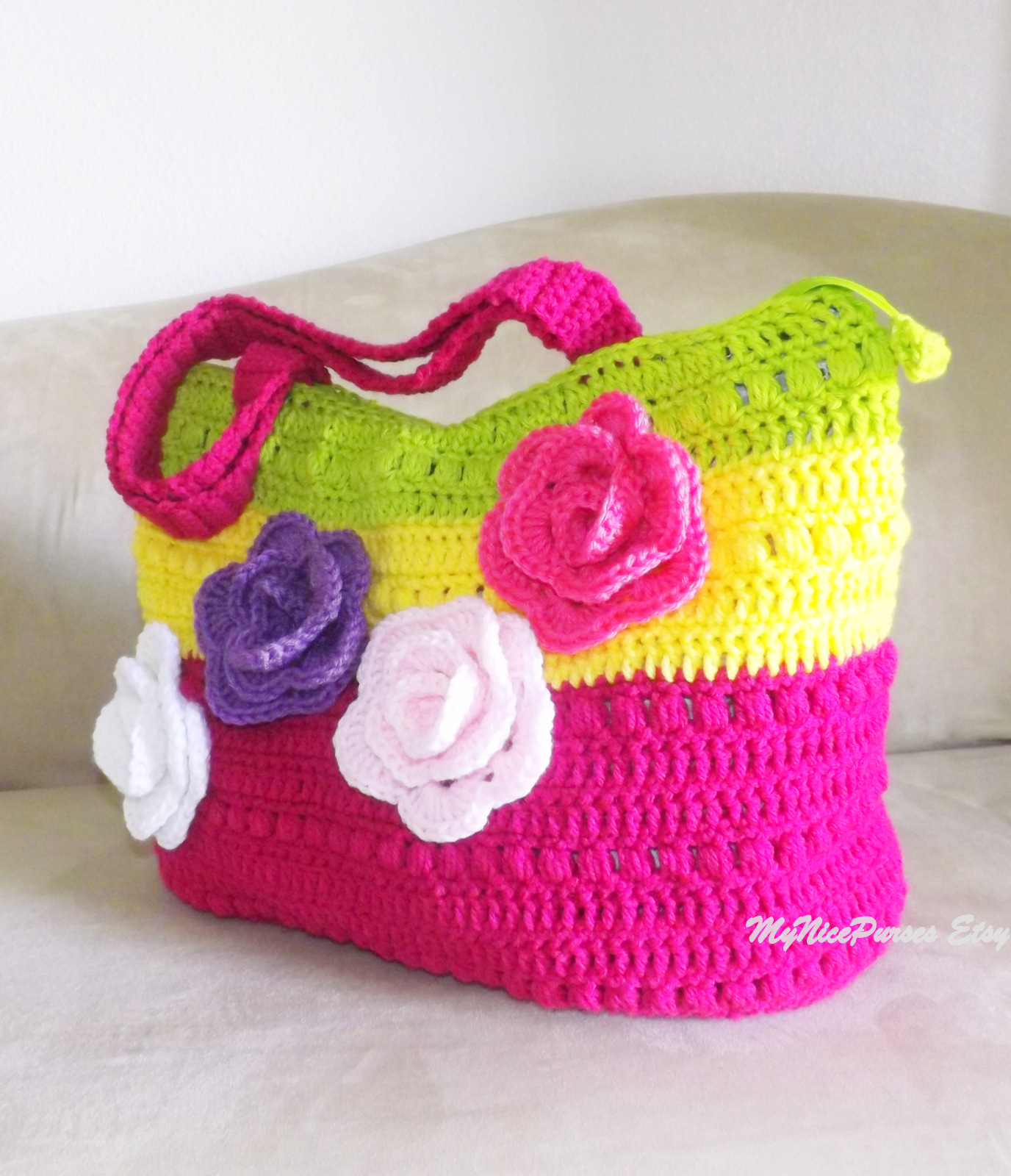 8342488917 Six Little Hearts  My Nice Purses...And A Special Offer!