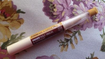 Bodyshop Bademli tırnak&kütikül kalemi