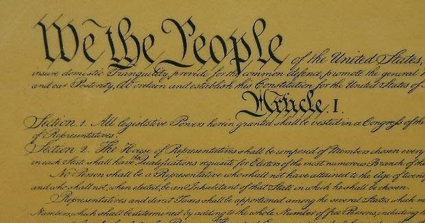 ruminations  the constitution doesn u0026 39 t grant you rights