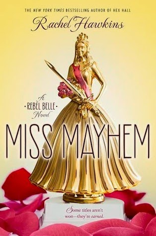 Miss Mayhem cover