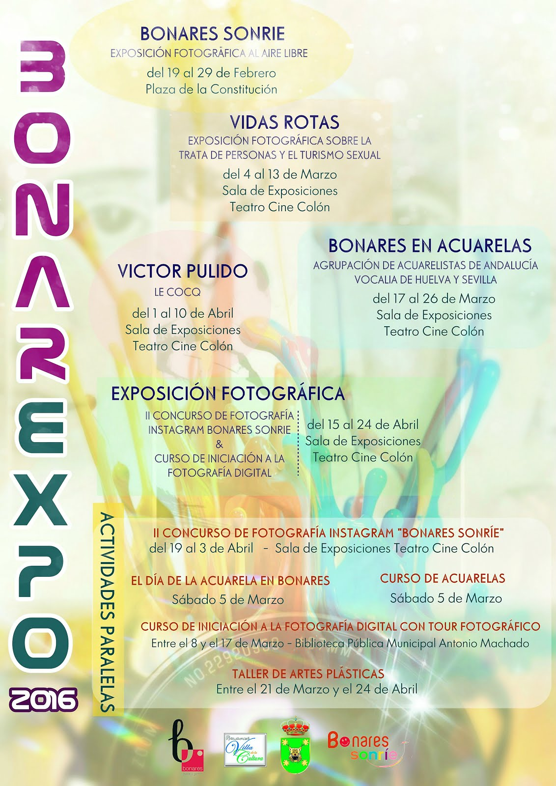 PROGRAMACIÓN BONAREXPO 2016