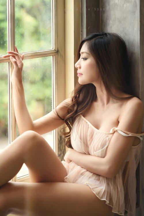 Kasarp Techawongtham (Bangrak jubjub) fotografia mulheres modelos asiáticas