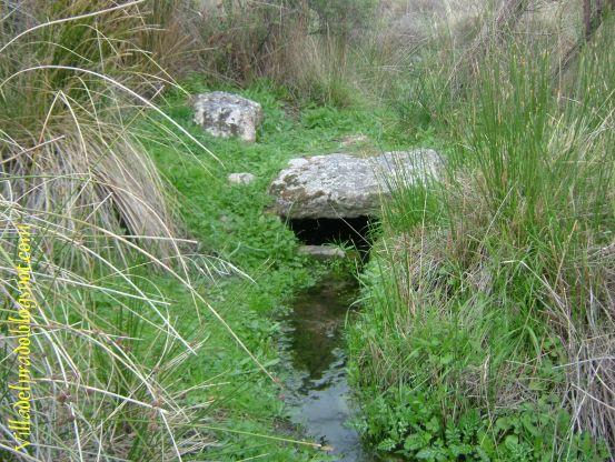 Villa del Prado: El manantial de Fuentecita