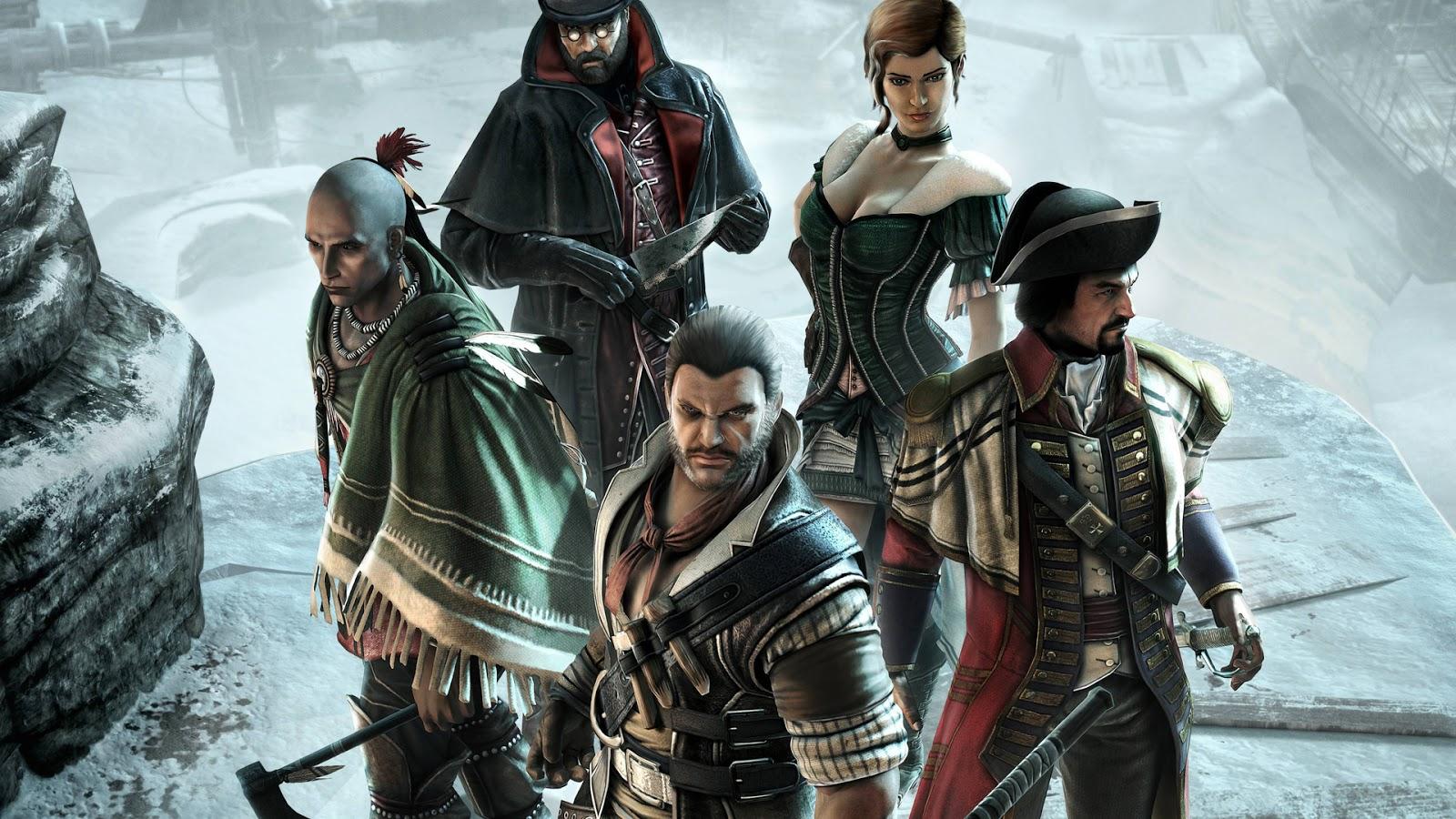 Assassins creed 3 deluxe edition6 dlc скачать торрент - 595