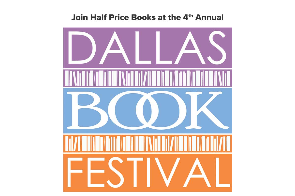 I'm presenting at the Dallas Book Festival
