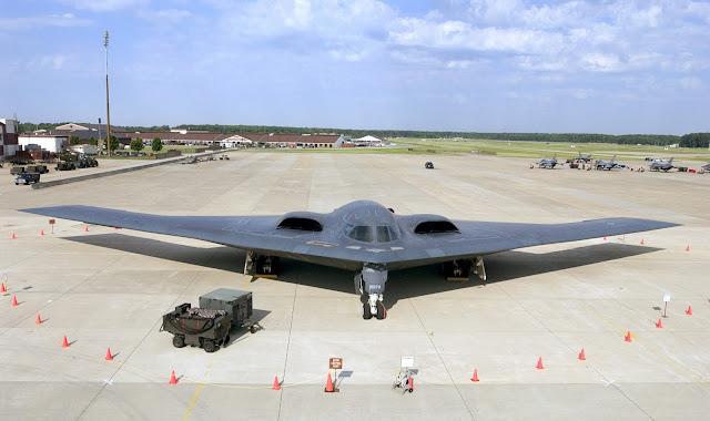 B-2 SPIRIT, US