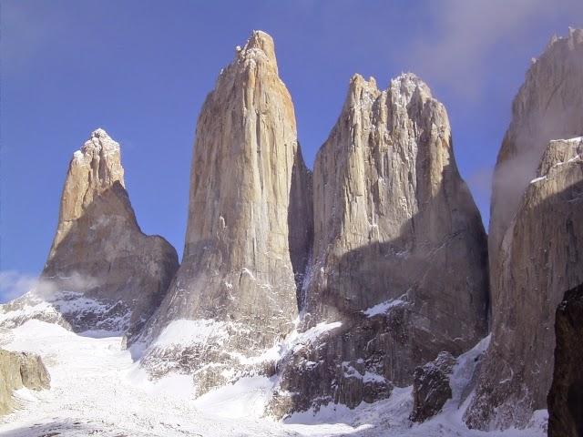 20 lugares que deberías visitar en Latinoamérica, Torres del Paine, Chile