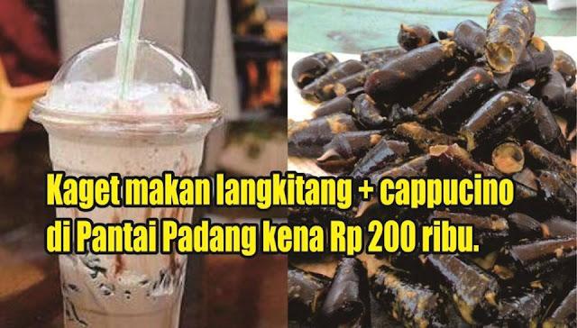 WASPADA!! Pemalak BERAKSI di Pantai Padang, Targetnya Pasangan Muda-Mudi!