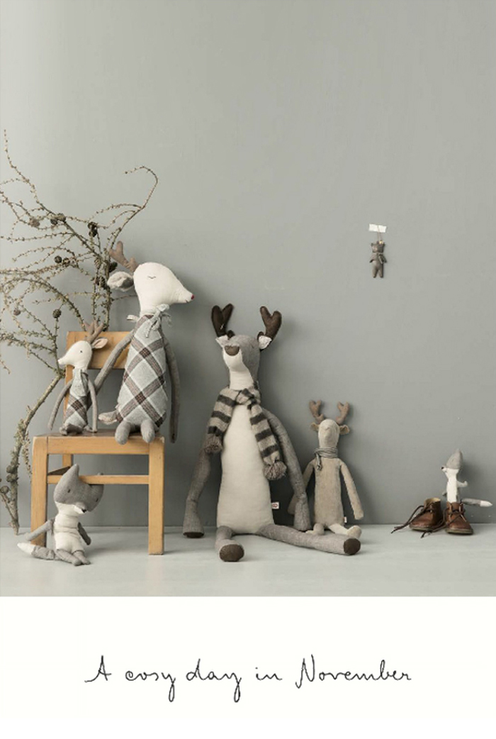 gifts selection by Les enfants du design - special Noël