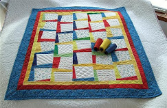 I Entered the Weekly Themed Quilt Show-Baby Quilts!