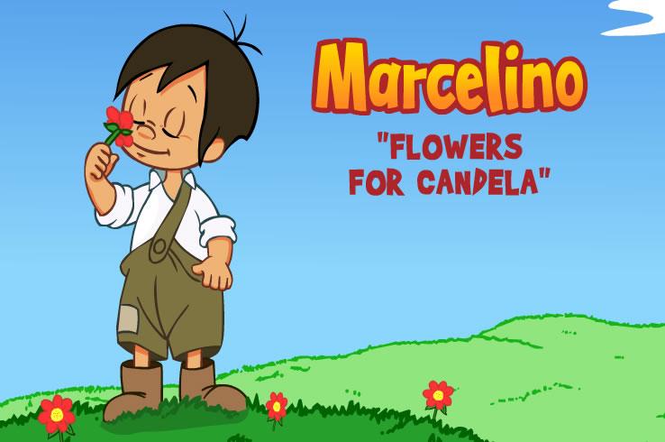 Kids Game : Marcelino Maze