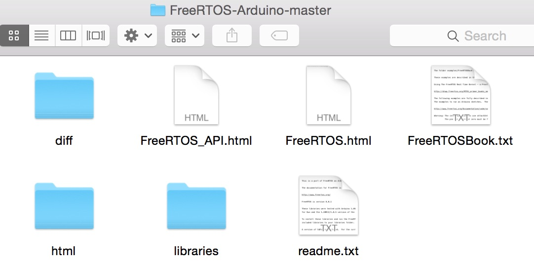 Arduino rtos download