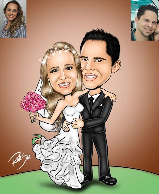 noivos para casamento