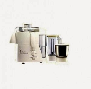 eBay: Buy Morphy Richards 2 Jar Divo Essentials Juicer Mixer Grinder at Rs. 2699