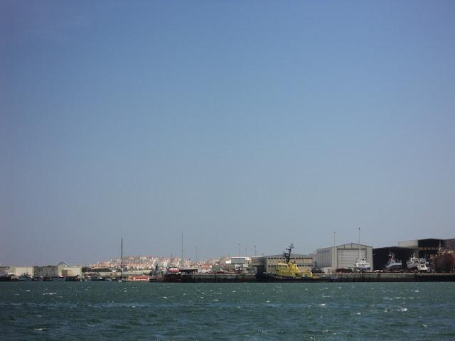 Peniche shipyard