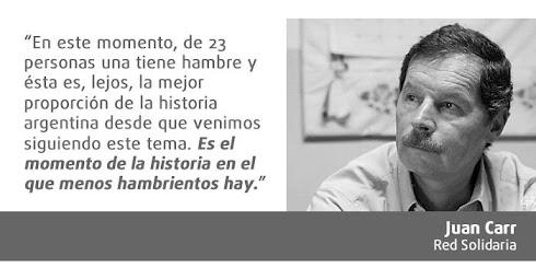 Lo dice Juan Carr