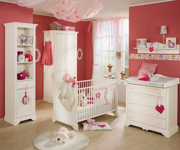 Une sélection de déco chambre bébé blog